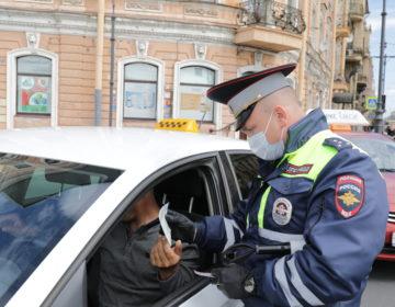За неделю таксисты в Подмосковье около 150 раз нарушили правила работы