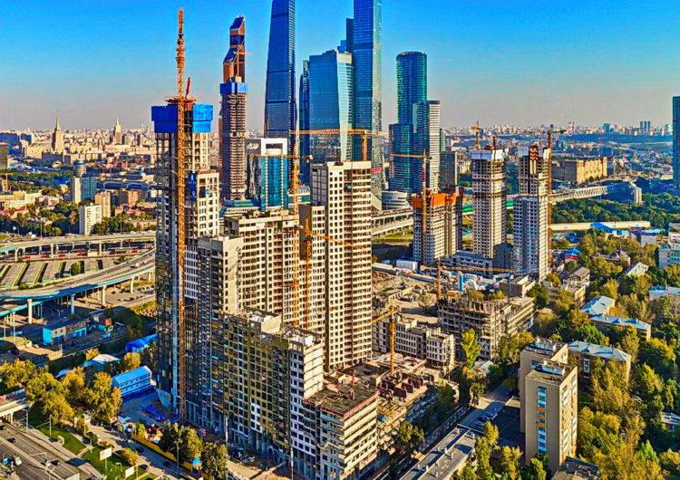 Проект «Большой Сити» реализуют в Москве за шесть-семь лет