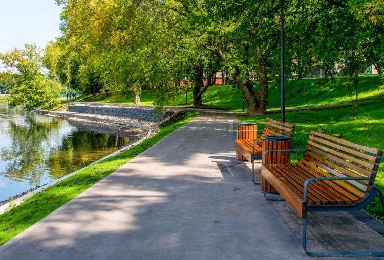 В Подмосковье за последние семь лет стало в пять раз больше парков