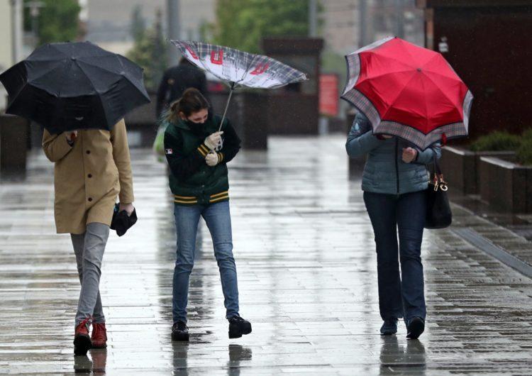 Синоптики предупредили москвичей о похолодании и дождях