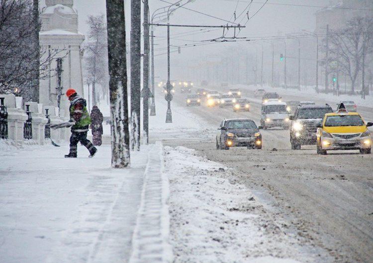 Синоптики пообещали москвичам рост снежного покрова к концу недели