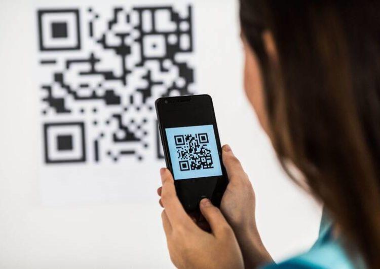 Сбербанк предоставил возможность оплаты с помощью QR-кода в сети TERVOLINA в Москве и области