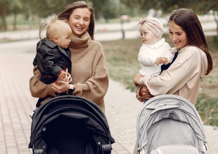 Средний возраст первого материнства у москвичек составил 29 лет
