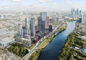 На строительство Sydey City в Москве Сбербанк выделит более 45 млрд руб.