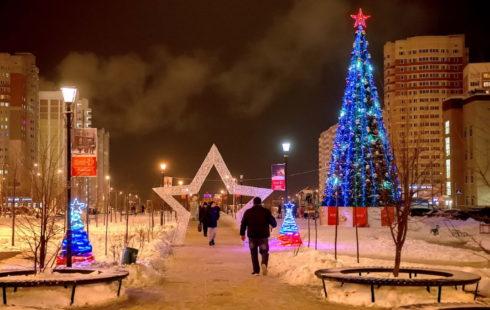 Власти Подмосковья не планируют вводить новые ограничения на время новогодних праздников
