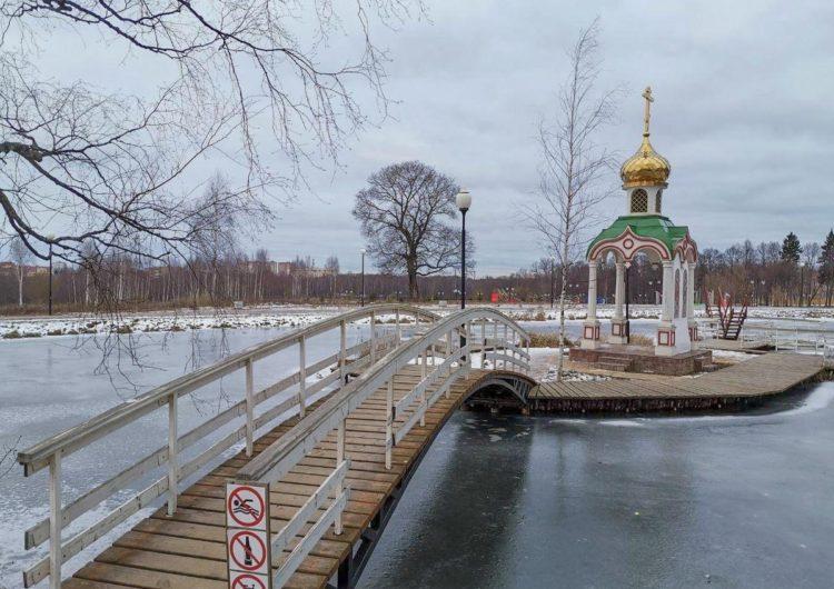 В Подмосковье главы муниципалитетов перед Крещением проверят все водоемы