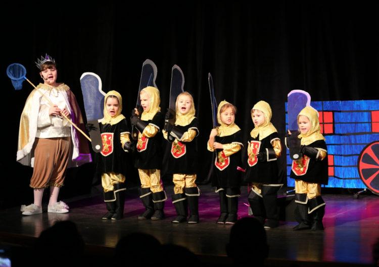 В Одинцово завершился детский театральный конкурс «Наш дебют»