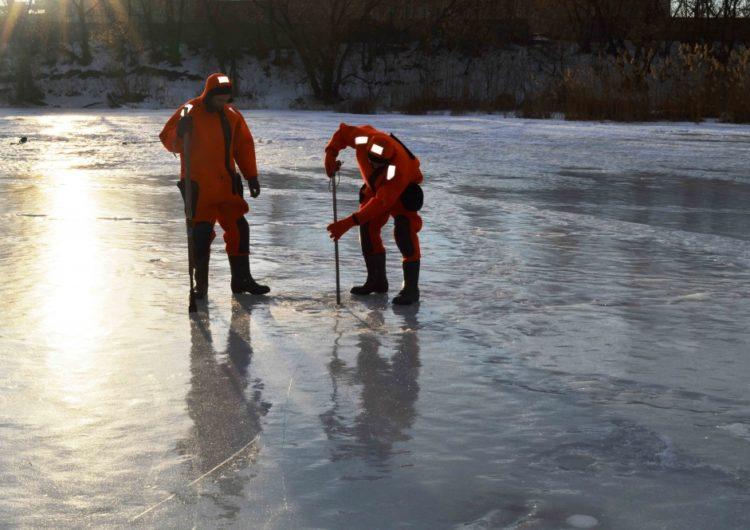 Жителей Подмосковья предупредили об опасности таяния льда в водоемах