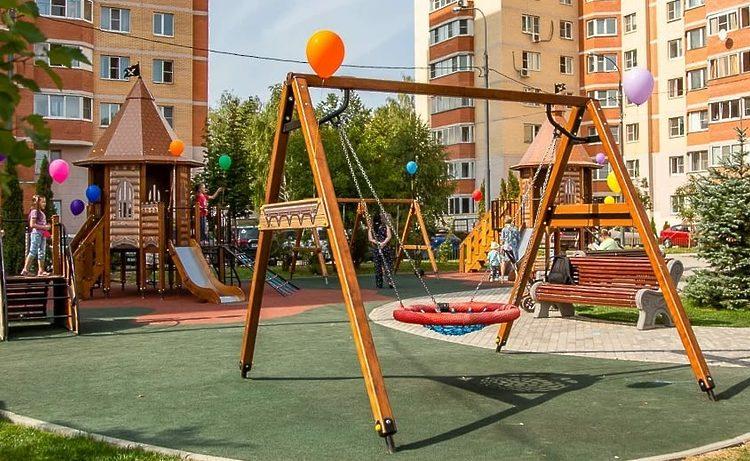 Власти Московской области благоустроят в 2021 году более 40 общественных территорий