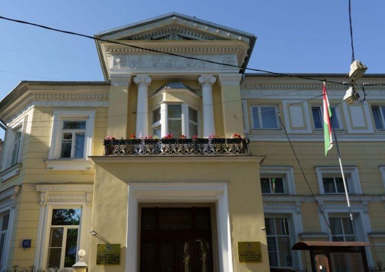 В Москве задержали мужчину, угрожавшего сотрудникам консульства Таджикистана