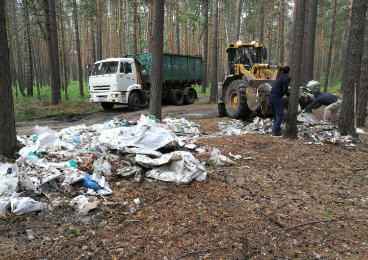 Мосгордума призвала увеличить штрафы за стихийные свалки