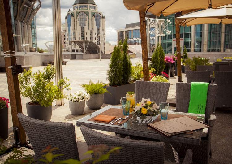 В Москве ожидается высокая активность в обустройстве летних кафе и веранд