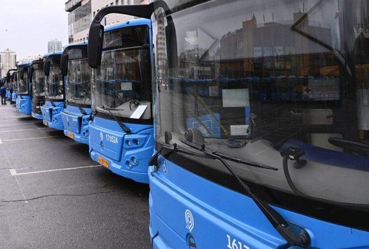 Из-за проведения работ на МЦД-1 вместо электричек запустят компенсационные автобусы