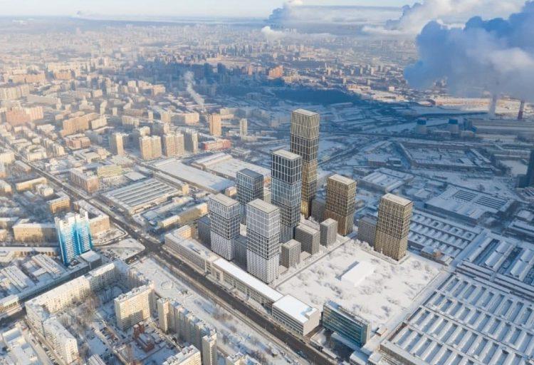 Сбербанк профинансирует ГК «Гранель» для строительства ЖК в Москве на 41 млрд рублей