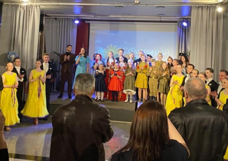 В столице прошел концерт ко Дню Победы участников Международного детского проекта «Солнечный круг»