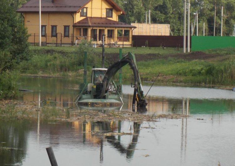 Жителям Подмосковья предложили выбрать водоемы для очистки