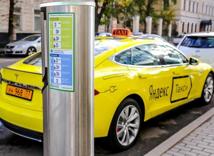 Собянин вдвое увеличил размер субсидии на покупку электромобилей для такси и каршеринга