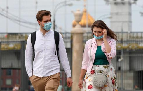Власти Москвы прокомментировали рост заболеваемости коронавирусом