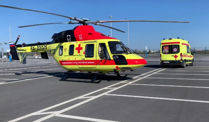 «ПСБ Лизинг» поставит 66 вертолетов санитарной авиации Ростеха