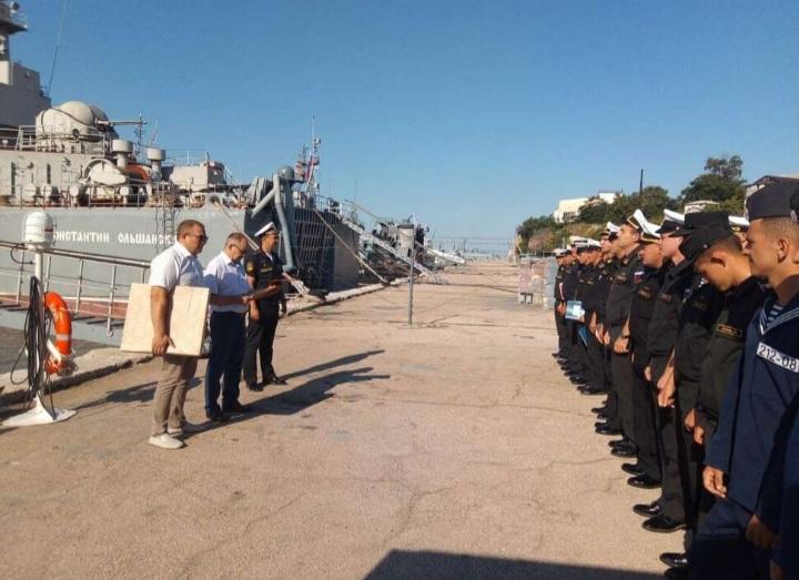 Исчерпывающие противоэпидемические меры позволили полностью избежать заражения военнослужащих COVID-19 в ходе Главного военно-морского парада