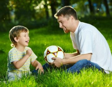Праздник «День отца» будет утвержден на государственном уровне