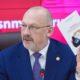 Общественные деятели, Герои России и генералы поздравили Сергея Саминского с днём рождения